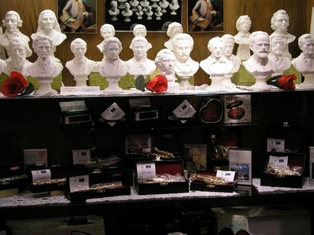 Сувениры из Вены