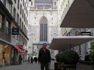 Отчёт о поездке в Вену от Игоря