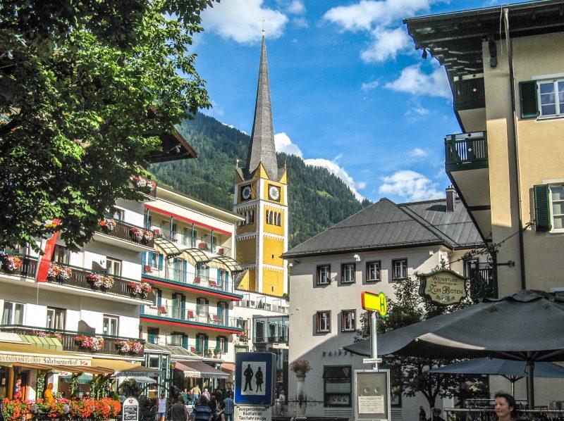 Бад-Хофгастайн (Bad Hofgastein)