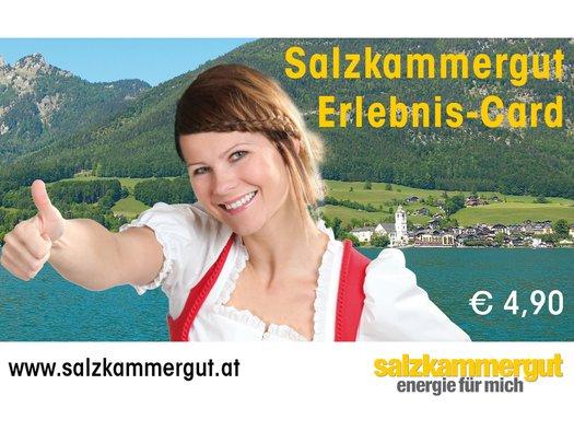 Salzkammergut Erlebnis-Card