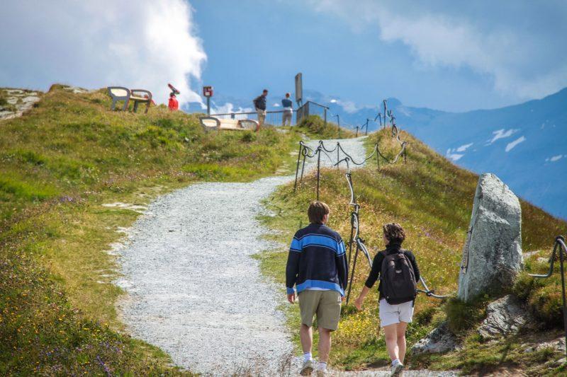 Пешие маршруты по альпийским лугам