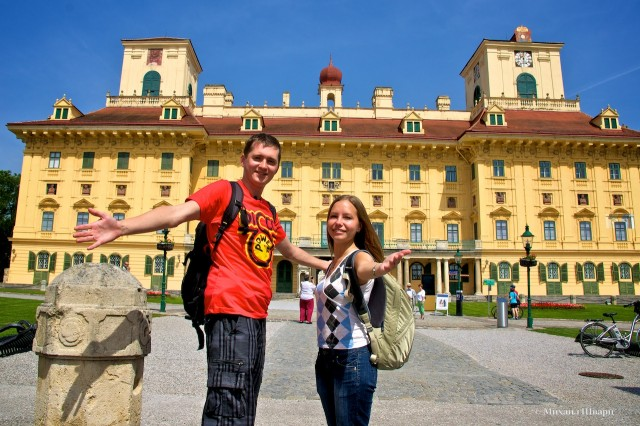 Мы и замок Эстерхази
