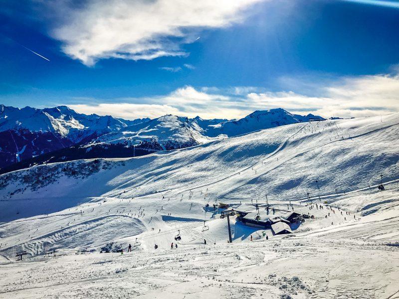Бад-Хофгастайн - горнолыжный курорт