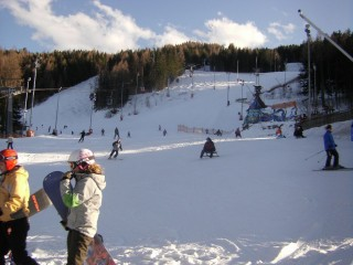 Земмеринг – лечение, активный отдых, горнолыжный спорт