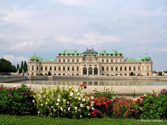Летняя резиденция принца Евгения Савойского