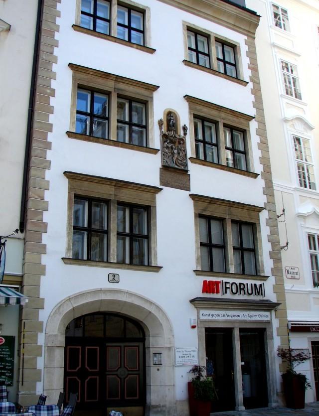 Дом Иордана (Jordan-Haus)