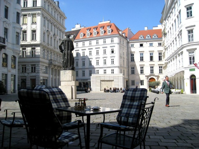 Юденплатц (Judenplatz)