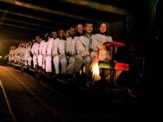 Соляная шахта Халлайн