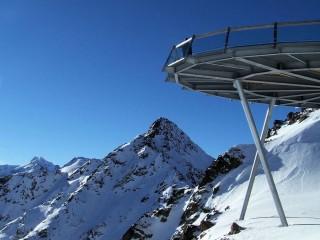 Зёльден, горнолыжный курорт