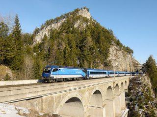 Земмерингская железная дорога