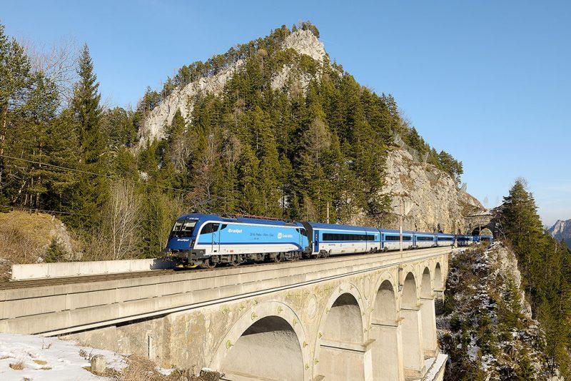 Земмерингская железная дорога - чудо инженерной мысли XIX столетия