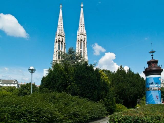 Вотивкирхэ (Votivkirche)