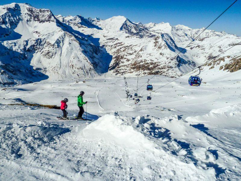 Бад Гастайн - горнолыжный курорт