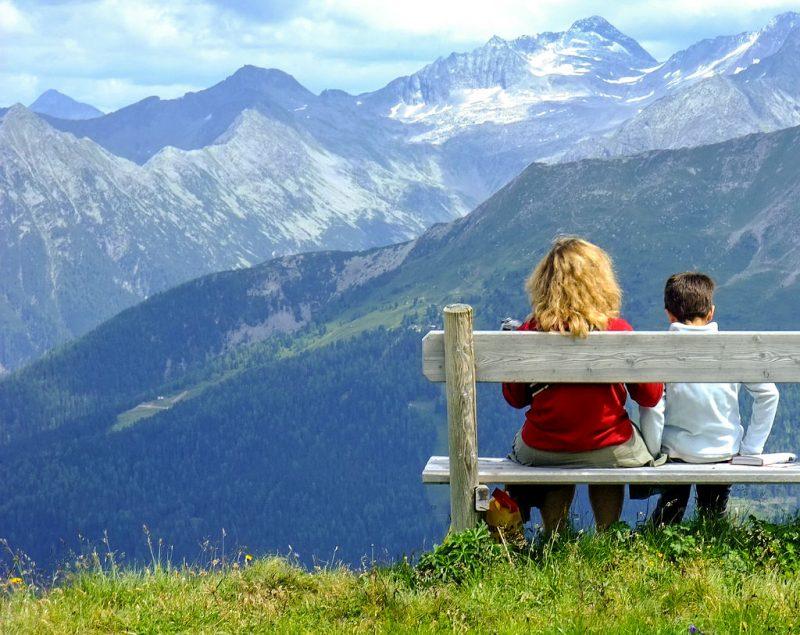 Пешие прогулки по горным маршрутам