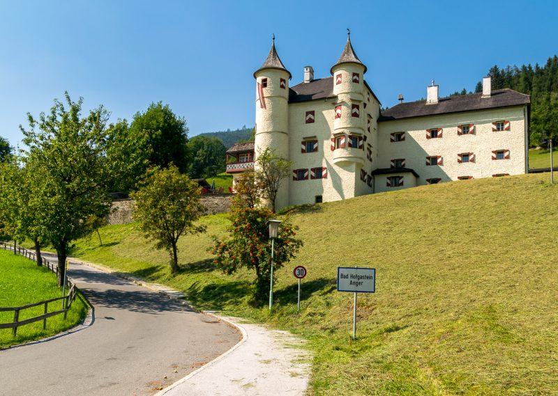 Замок Вайтмозер (Weitmoserschlössl)