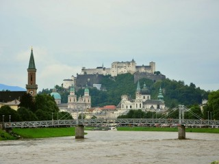 Путешествие по маршруту Прага, Зальцбург, Мюнхен, Аугсбург, Фюссен, Нойшванштайн.