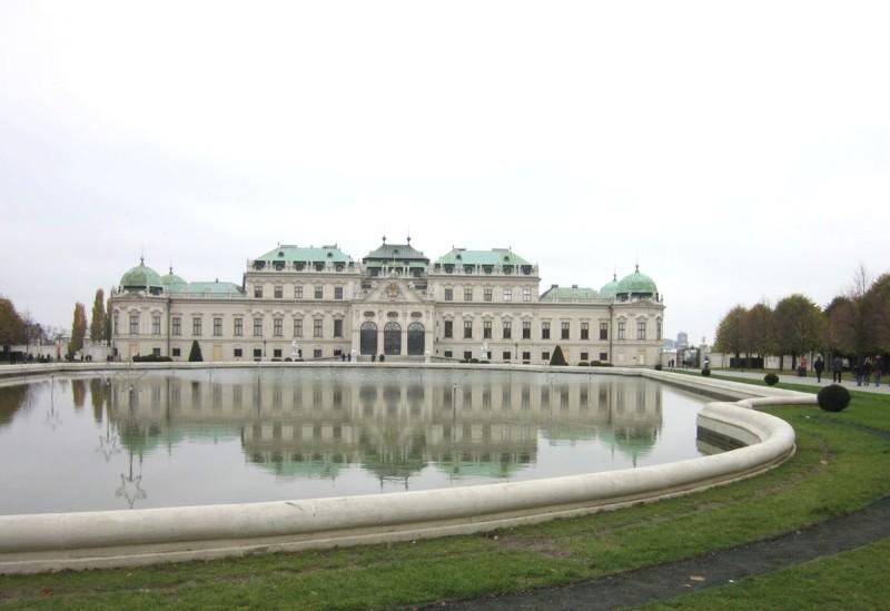 Отчёт о поездке в Вену от  Натальи