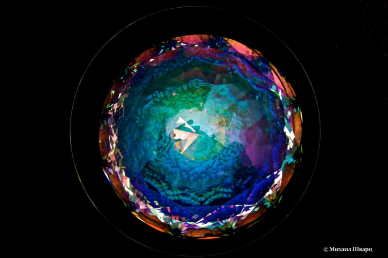 Самый крупный кристалл в мире