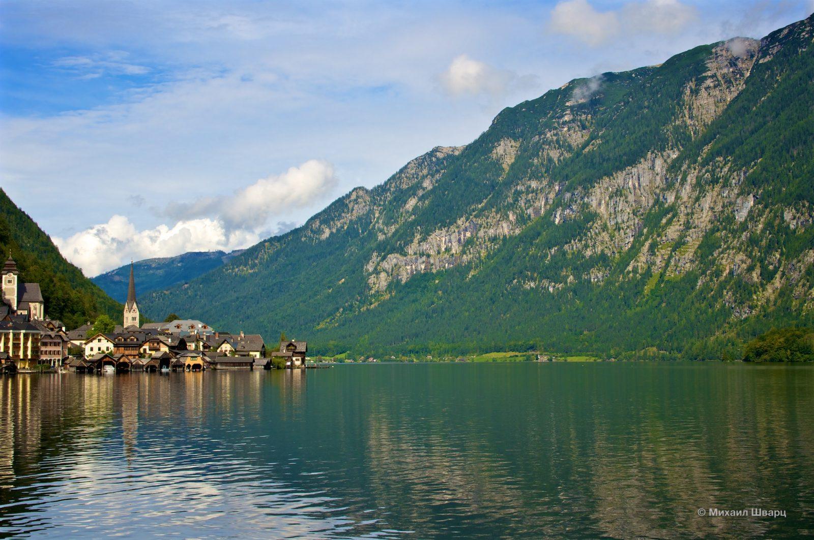 Гальштат - Австрийская деревня, город или озеро?:)