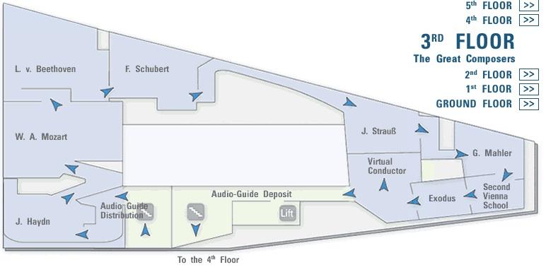 Третий этаж