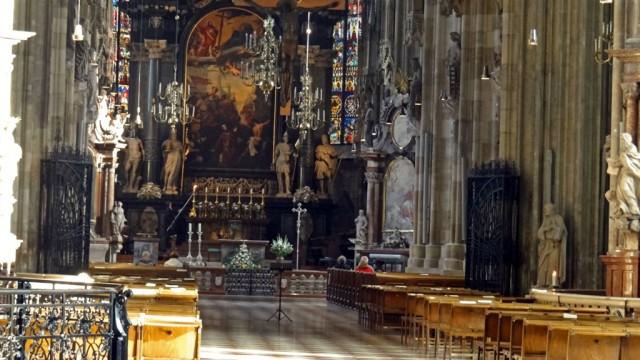 Вена. Собор Св.Стефана