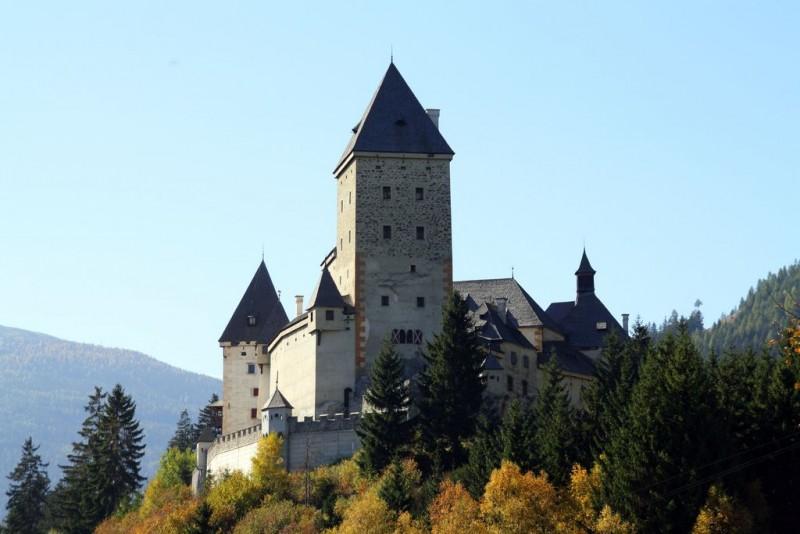 Замок Маутерндорф (Burg Mauterndorf)