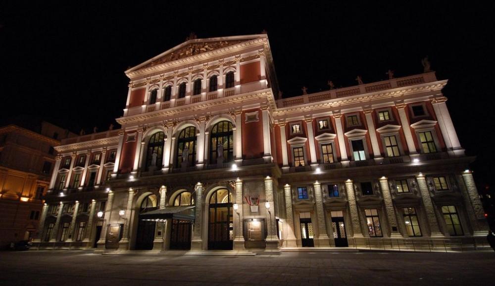 Венское Музыкальное общество (Wiener Musikverein).