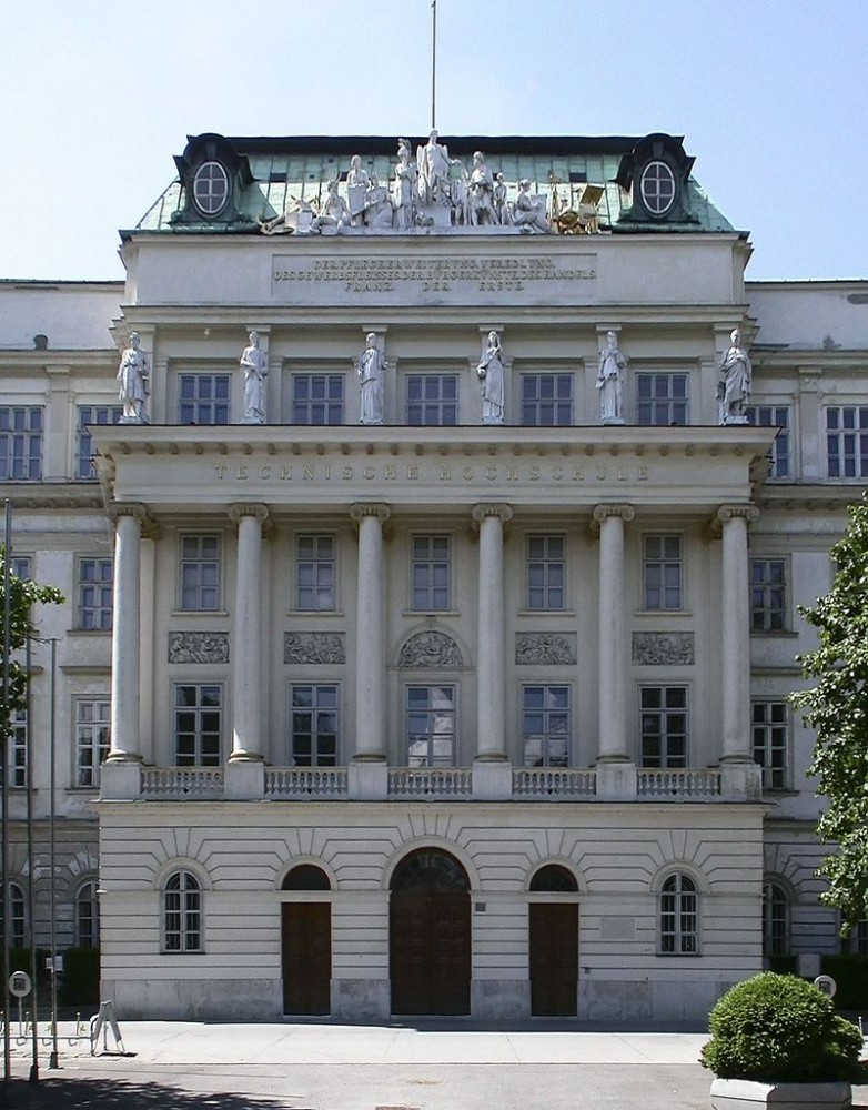 Венский Технический университет (Techni sche Universitat)