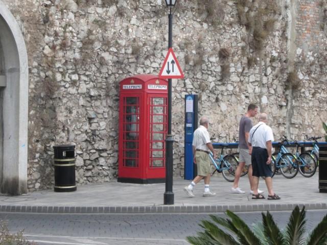Шесть часов  в  Гибралтаре.