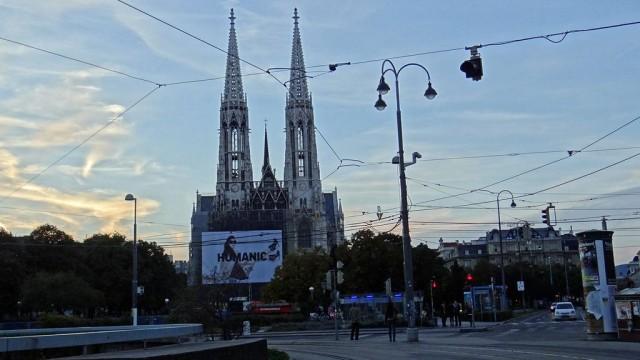 Вотивкирхе - Церковь Обета