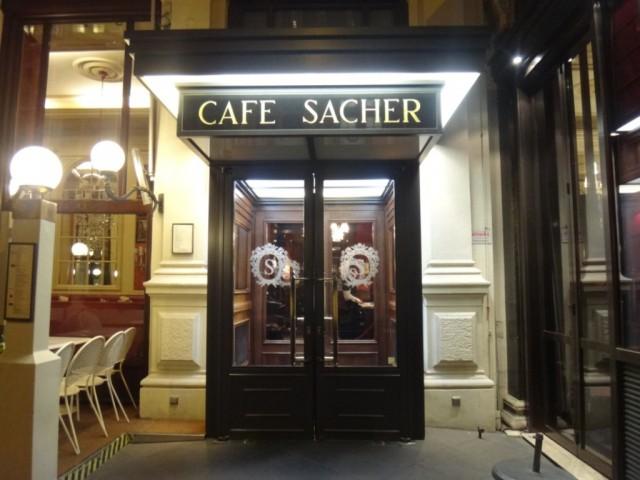 Кафе «Захер»