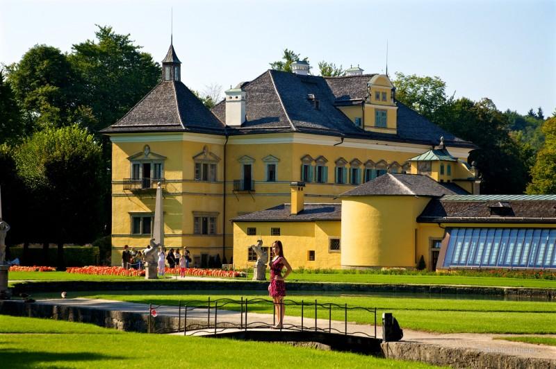Дворец Хелльбрунн – вилла в стиле итальянского маньеризма, загородная резиденция архиепископа Ситтикуса