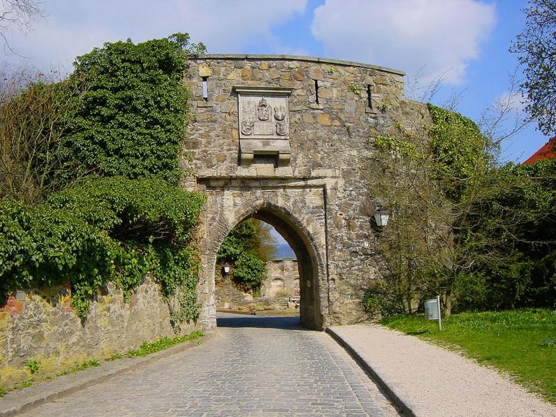 Ворота Фридриха — Фридрихстор (Friedrichstor)