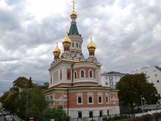 Собор святителя Николая Чудотворца — христианин мольбище на Вене