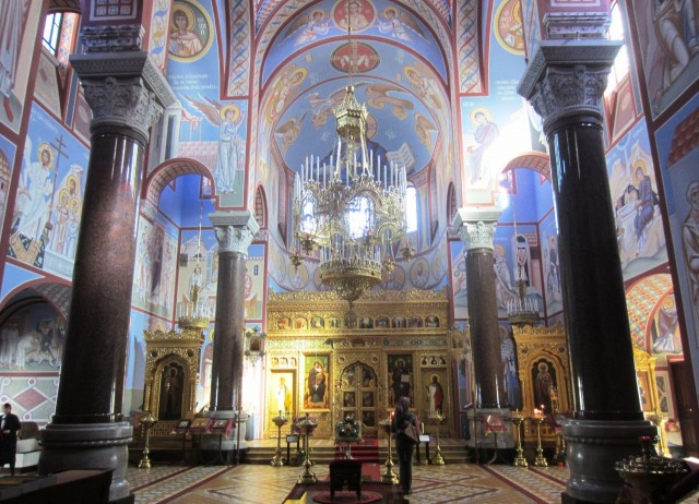 Собора святителя Николая Чудотворца (Russisch-Orthodoxe Kathedrale zum Heiligen Nikolaus)