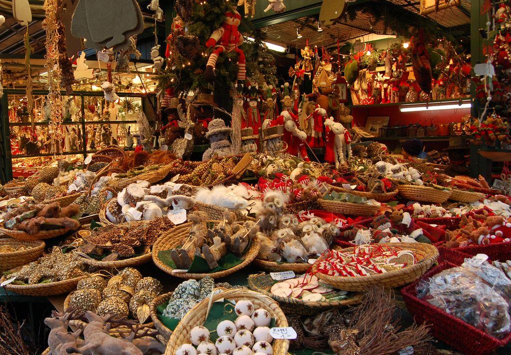 Рождество в Зальцбурге