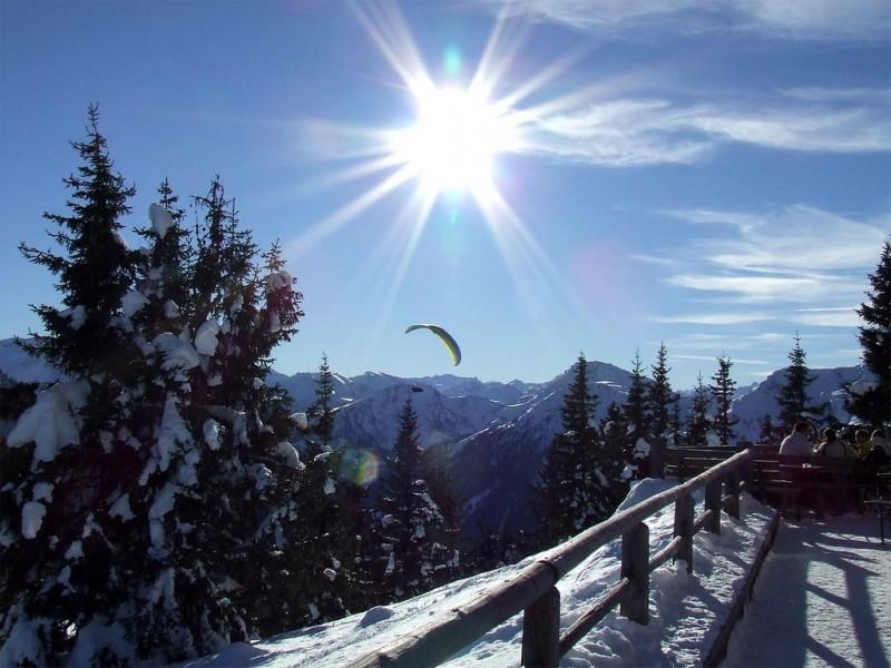 Шладминг – горнолыжный курорт в Штирии, Австрия
