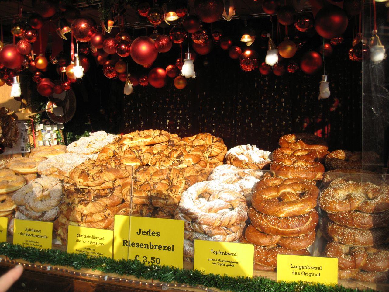 Венские Рождественские базары (от Андрея)