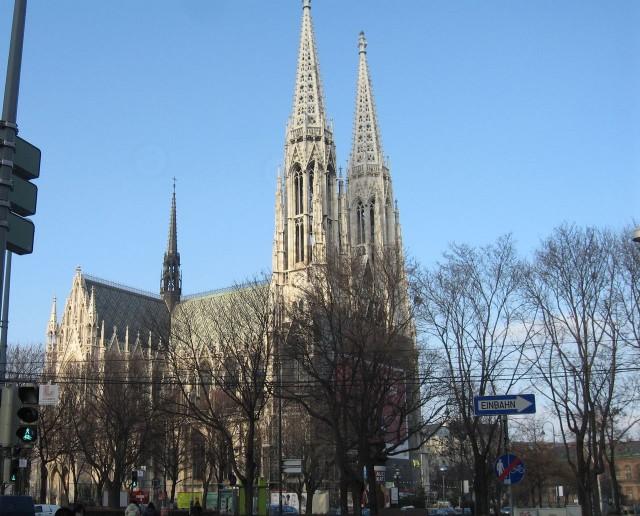 Вотивкирхе (Votivkirche)