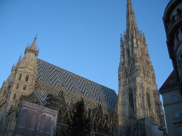 Кафедральный собор Св. Стефана (Stephansdom).