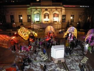 Фестиваль «Зима в музейном квартале». Скучать не придётся!