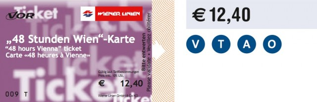 48h Stundenticket (48hour Ticket)
