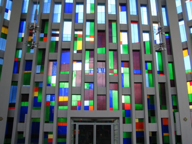 Архитектура церкви