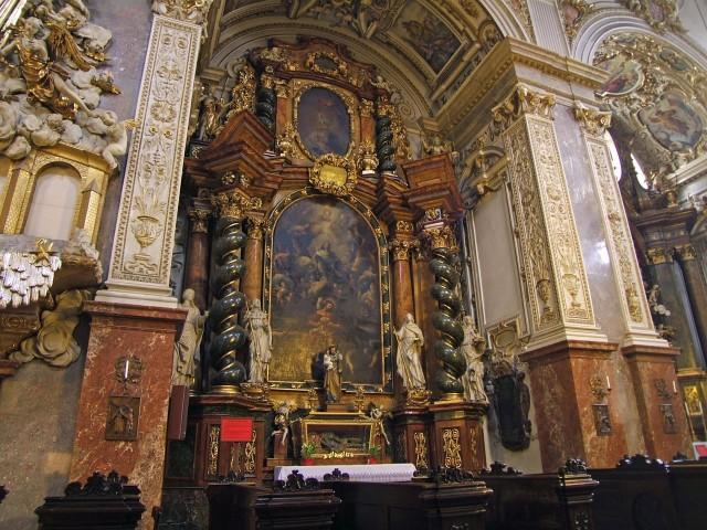 Церковь Францисканцев (Franziskanerkirche)