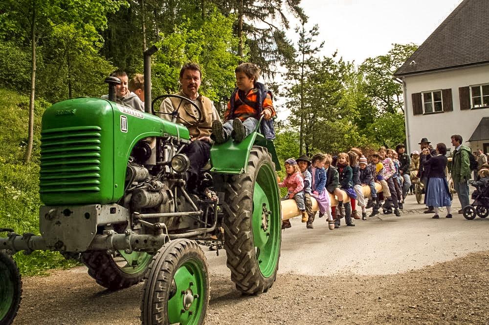 Мир австрийских крестьян
