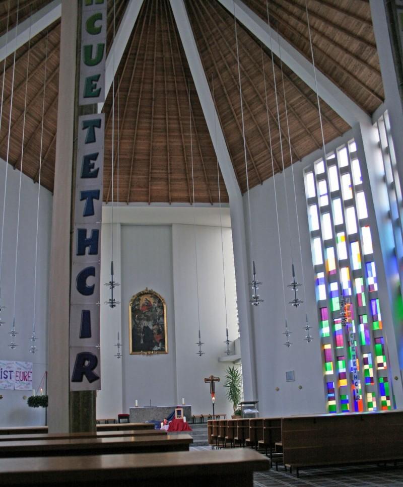 Церковь святого Леонарда (Leonhardkirche)
