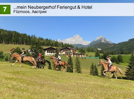 Neubergerhof Feriengut & Hotel