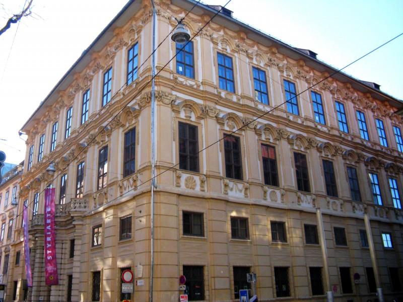 Дворец Аттемс (Palais Attems)