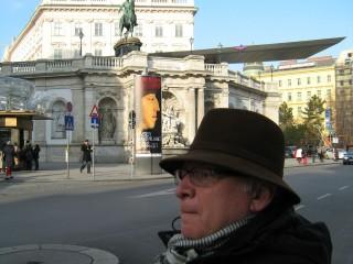 Зимняя прогулка по Вене (от Андрея)