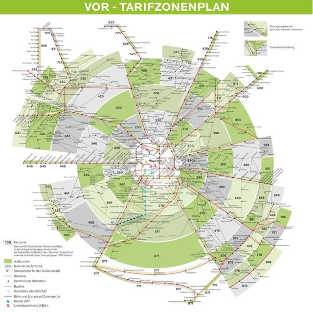 городского транспорта Вены